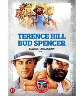 Terence Hill & Bud Spencer - Comedy Collection Vol. 1 (1978 - 1985) (5 DVD)