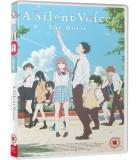 A Silent Voice (2016) DVD