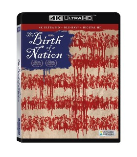 The Birth of a Nation (2016) (4K UHD)