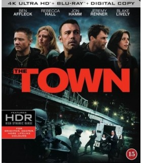 The Town (2010) (4K UHD + Blu-ray)