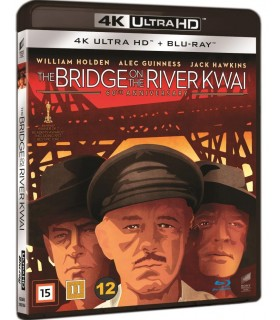 The Bridge on the River Kwai (1957) (4K UHD + Blu-ray) 4.12.