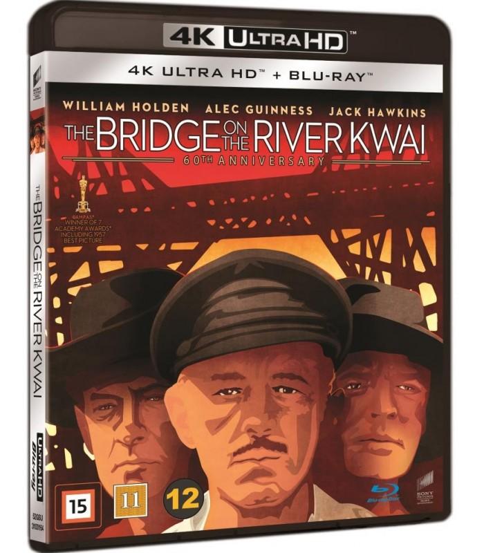 The Bridge on the River Kwai (1957) (4K UHD + Blu-ray) 4.12.