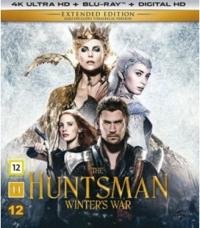 The Huntsman: Winter's War (2016) Extended Edition (4K UHD + Blu-ray)