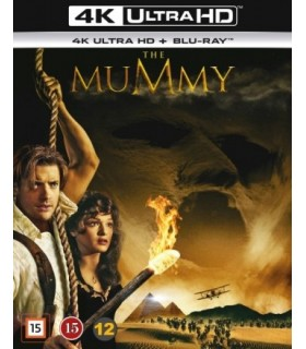 The Mummy (1999) (4K UHD + Blu-ray)
