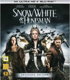 Snow White and the Huntsman (2012) (4K UHD + Blu-ray)