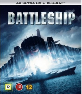 Battleship (2012) (4K UHD + Blu-ray)