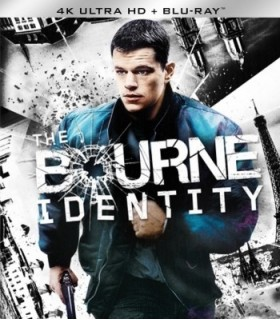 The Bourne Identity (2002) (4K UHD + Blu-ray)