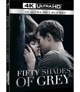 Fifty Shades of Grey (2015) (4K UHD + Blu-ray)