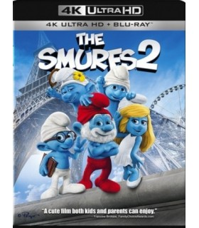 The Smurfs 2 (2013) (4K UHD + Blu-ray)