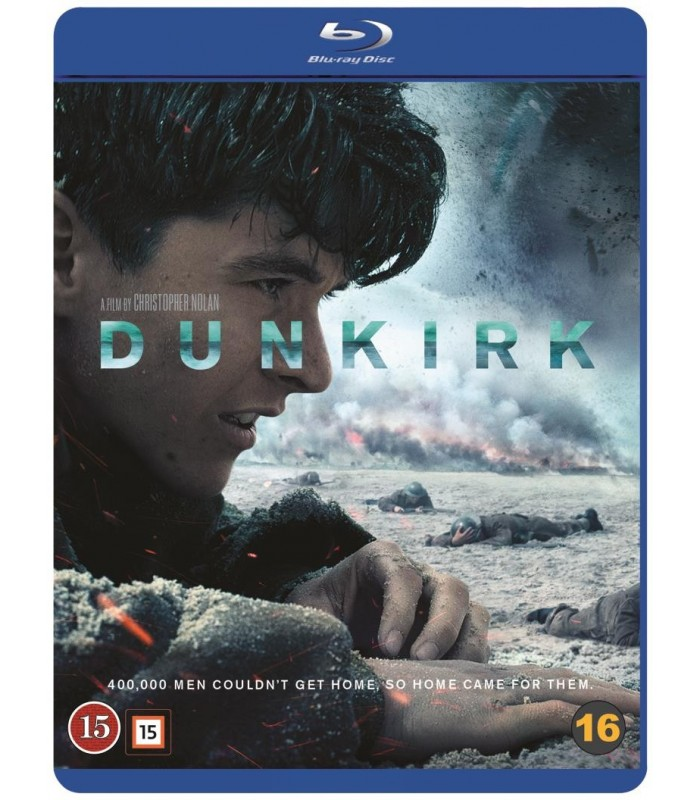 Dunkirk (2017) Blu-ray 4.12.