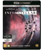 Interstellar (2014) (4K UHD + 2 Blu-ray)
