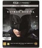 Batman Begins (2005) (4K UHD + Blu-ray)