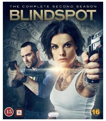 Blindspot - Kausi 2. (4 Blu-ray)