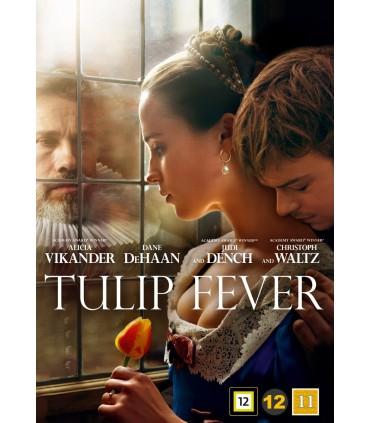 Tulip Fever (2017) DVD