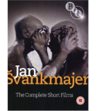 Jan Svankmajer - The Complete Short Films (1964 - 2015) (3 DVD)