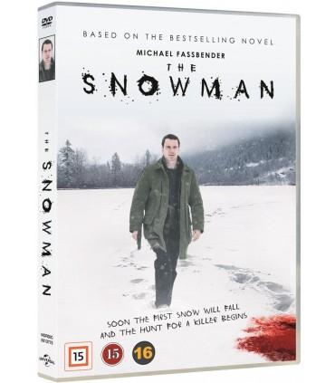 The Snowman (2017) DVD