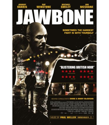 Jawbone (2017) Blu-ray