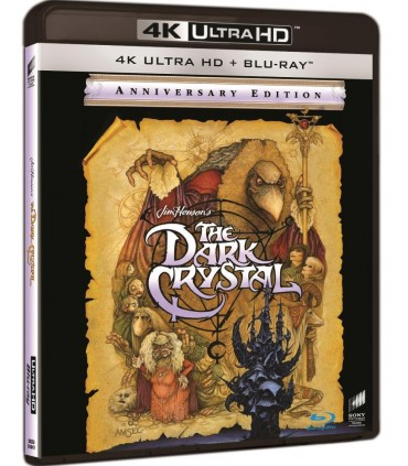 The Dark Crystal (1982) (4K UHD + Blu-ray)