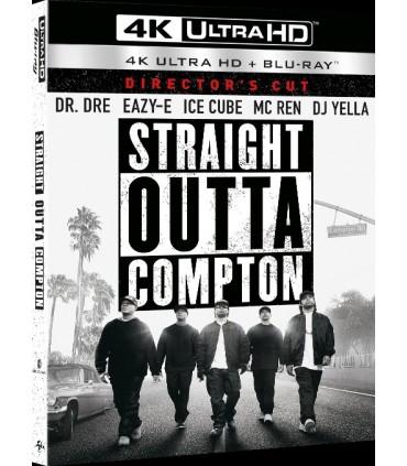 Straight Outta Compton (2015) (4K UHD + Blu-ray)