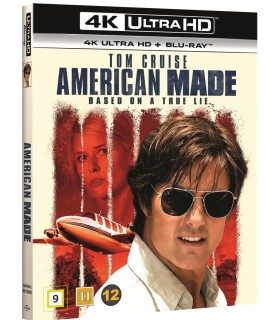 American Made (2017) (4K UHD + Blu-ray) 22.1.