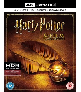 Harry Potter - Collection (4K UHD + Blu-ray)