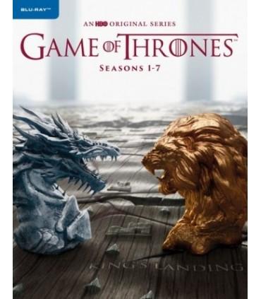 Game of Thrones - Kaudet 1-7 (2011) (30 Blu-ray)