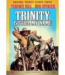 Trinity is still my name (1971) DVD