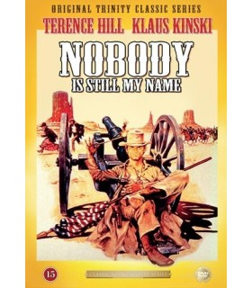 Nobody Is Still My Name (1973) DVD