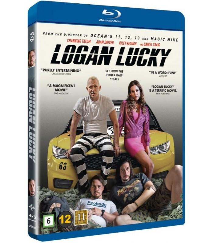 Logan Lucky (2017) Blu-ray