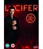 Lucifer - Season 1. (2015– ) (3 DVD)