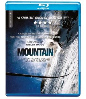 Mountain (2017) Blu-ray 31.1.