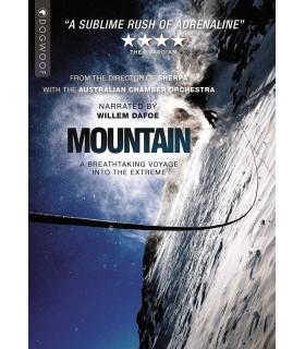 Mountain (2017) DVD 31.1.