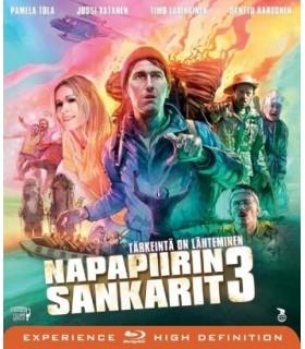 Napapiirin sankarit 3 (2017) Blu-ray 8.12.