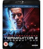 Terminator 2: Judgment Day (1991) Blu-ray