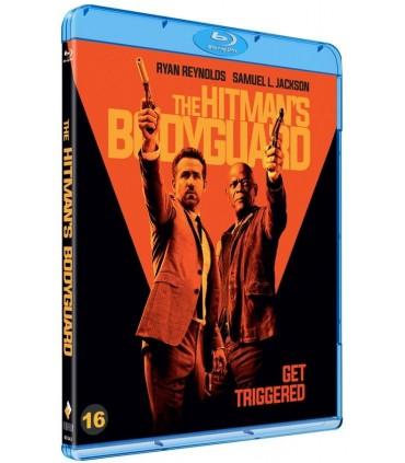 The Hitman's Bodyguard (2017) Blu-ray .