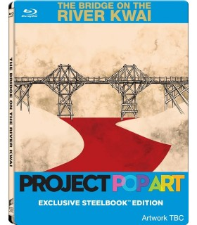 The Bridge on the River Kwai (1957) Limited Edition Blu-ray