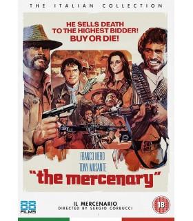 The Mercenary (1968) DVD 10.1.