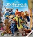 Zootropolis - eläinten kaupunki (2016) Blu-ray