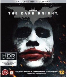 The Dark Knight (2008) (4K UHD + Blu-ray) 4.12.