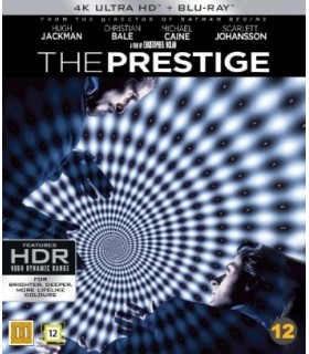 The Prestige (2006) (4K UHD + Blu-ray) 4.12.