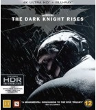 The Dark Knight Rises (2012) (4K UHD + Blu-ray)