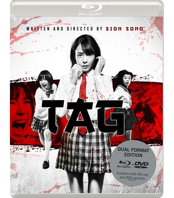 Tag (2015) (Blu-ray + DVD)