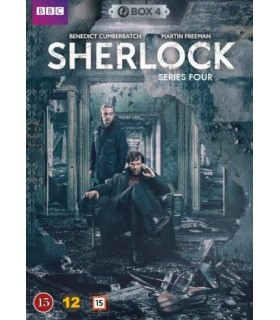 More about Sherlock: Series 4 (2 DVD)