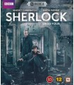 Sherlock: Series 4 (2 Blu-ray)