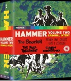 Hammer Volume Two: Criminal Intent - Limited Edition (1958 - 1961) (4 Blu-ray)