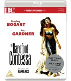 The Barefoot Contessa (1954) (Blu-ray + DVD)