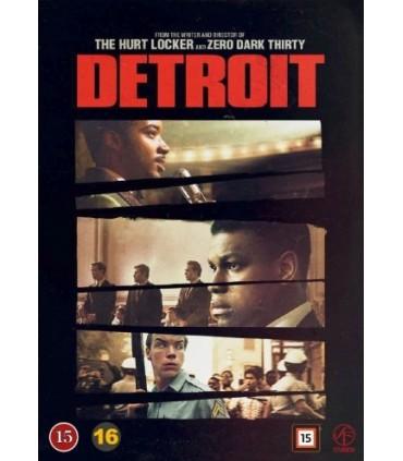 Detroit (2017) DVD