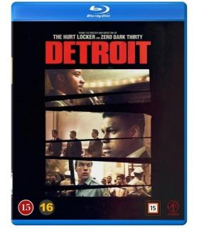 Detroit (2017) Blu-ray