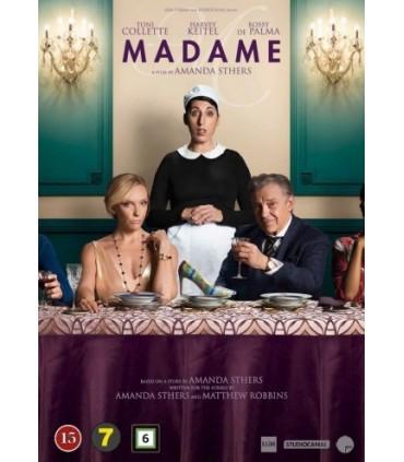 Madame (2017) DVD