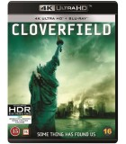 Cloverfield (2008) (4K  UHD + Blu-ray)